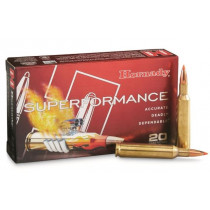 Hornady Superformance 6mm Remington, 95 GR SST, Box of 20