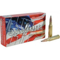 Hornady American Whitetail 7mm Rem Mag, 139 GR SP, Box of 20
