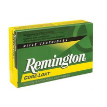Remington Core-Lokt .270 Winchester 130gr PSP, Box of 20
