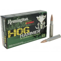 Remington Hog Hammer 308 Win, 168 GR TSX, Box of 20