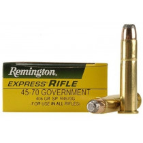 Remington Express 45-70 Govt, 405 GR SP, Box of 20