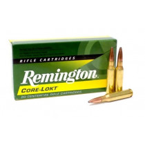 Remington Core-Lokt 7mm-08, 140 GR PSP, Box of 20