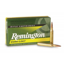 Remington Core-Lokt 25-06 Remington, 120 GR PSP, Box of 20