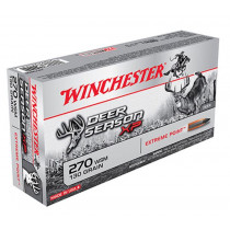 Winchester Deer Season XP 270 WSM, 130 GR Polymer Tip, Box of 20