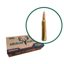 Ammo Inc American Hunter/Jeff Rand 7mm Remington Magnum, 160 GR AccuBond, Box of 20