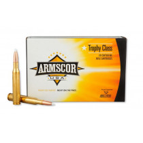 Armscor USA, .270 Winchester Ammunition, 20 Rounds, PT 140 Grain