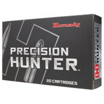 Hornady Precision Hunter 300 Ruger Compact Magnum, 178 GR ELD-X, Box of 20