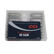 CCI 40 S&W #9 Shot Shells, Box of 10