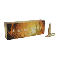 Federal Fusion Ammunition 300 Winchester Short Magnum (WSM) 180 Grain Bonded Spitzer Boat Tail Box of 20