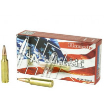 Hornady American Whitetail, 300 WSM 165 Grain Interlock, 20 Round Box