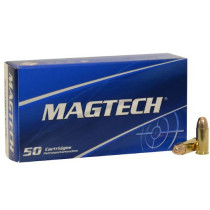Magtech Sport Ammunition, 32 ACP, 71 Grain Full Metal Jacket, Box of 50