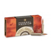 Federal Premium Ammunition, 243 Winchester, 95 Grain Nosler Ballistic Tip, Box of 20