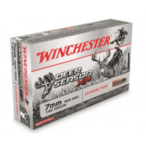 Winchester Deer Season XP, 7mm Remington Magnum, Polymer-Tipped Extreme Point, 140 Grain, 20 Round Box
