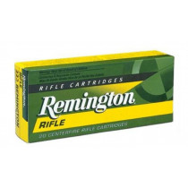 Remington .223 Remington, PSP 55 Grains, 20 Round Box