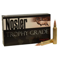 Nosler Trophy Grade 33 Nosler, 225 GR AccuBond, Box of 20