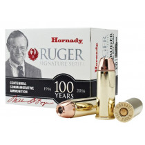 Hornady William B. Ruger Commemorative 480 Ruger, 325 GR XTP, Box of 20
