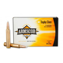 Armscor USA .300 Remington Ultra Magnum (RUM) PT 180 Grain, 20 Round Box