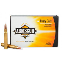 Armscor USA .30-06 SPRG Ammunition 20 Rounds PT 165 Grain