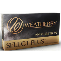 Weatherby Select Plus 7mm Weatherby Magnum 160 Grain Nosler Partition, 20 Round Box
