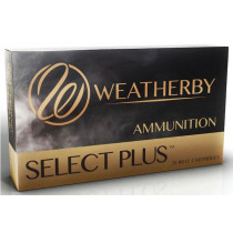 Weatherby Select Plus 300 Weatherby Magnum 150 Grain Nosler Partition, 20 Round Box