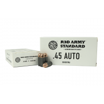 Red Army Standard .45 AUTO 230 GR FMJ, 500 RD CASE