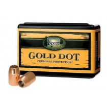 "Speer Gold Dot Personal Protection Bullets, .25 Caliber .251"" diameter, .35 Grain Hollow Point, 100 Per Box"
