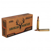 Ammo Inc American Hunter/Jeff Rand 308 Win, 150 GR Accubond, Box of 20