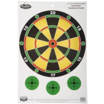 "Birchwood Casey Dirty Bird Shotboard Game Target - 12"" X 18"", 8/Pack"
