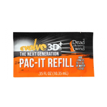 Dead Down Wind Scent Prevent Field Spray Pac-Its Concentrated Refill 3 Pack