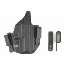 L.A.G. Tactical Defender Series OWB/IWB Holster for FN FNX 9/40 Right Hand