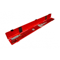 MTM Cleaning Rod Case Red