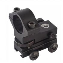"Optical Dynamics 2218803 Optdyn Mount System 40mm Mount System 2.5"" High"