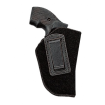 """Uncle Mike's Inside-the-Pants Holster Small- & Medium-Frame DA Revolvers 2"""" to 3"""" Barrels Size 0 Left Hand"""