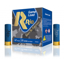 "Rio Top Game Standard Velocity 12 GA, 2-3/4"" #7.5 Shot, Box of 25"