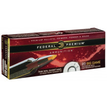 Federal Premium 7mm Winchester Short Magnum (WSM) 160 Grain Trophy Bonded Tip, Box of 20