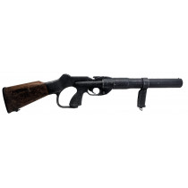 Webley-Schermuly Riot / Multi Purpose Gun, 37mm, *Good, Cracked Stock*