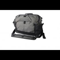 "Vertx Courier Messenger Bag Heather Black 13"" x 18"" x 6"""