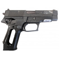 Sig Sauer P226 9mm, Without Magazine, *Poor, Incomplete*