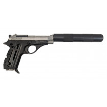 Beretta 71, .22LR, Two-Tone, *Good, Incomplete*