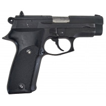 "Astra A100 Pistol 9mm Para DA Semi 3.75"" BBL Blue Without Magazine"