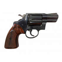 "Colt Detective Special, 3rd Series, 2"" Blue, 38 Special, *Fair*"