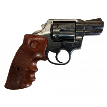 "Colt Lawman MKIII, .357 Magnum, 2"" Barrel, Fixed Sights, Blued, *Good, Incomplete*"