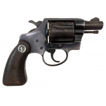 "Colt Cobra, 1st Model, 2"" Blue, 38 Special, *Fair, Incomplete*"