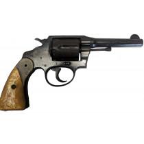 """Colt Police Positive, .38 Special, 4"""" Barrel, *Poor, Incomplete*"""