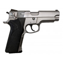 Smith & Wesson Model 4006. .40 S&W, Stainless Steal, *Good*