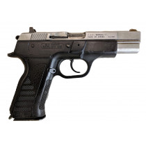 "BUL Cherokee, 9mm, Full Frame, 4.5"" Barrel, Two-Tone, *Good, Incomplete*"