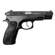 CZ 75BD Police, 9mm, *Good, No Magazine*