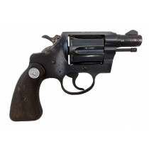 "Colt Detective Special, 2nd Series, 2"" Blue, 38 Special, *Fair*"