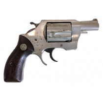 """Charter Arms Undercover, 38 Special, 2"""" Nickel, *Poor, Incomplete*"""
