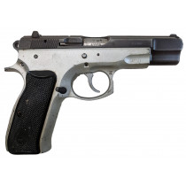 CZ 75B, 9mm, Two Tone, *Very Good, No Magazine*